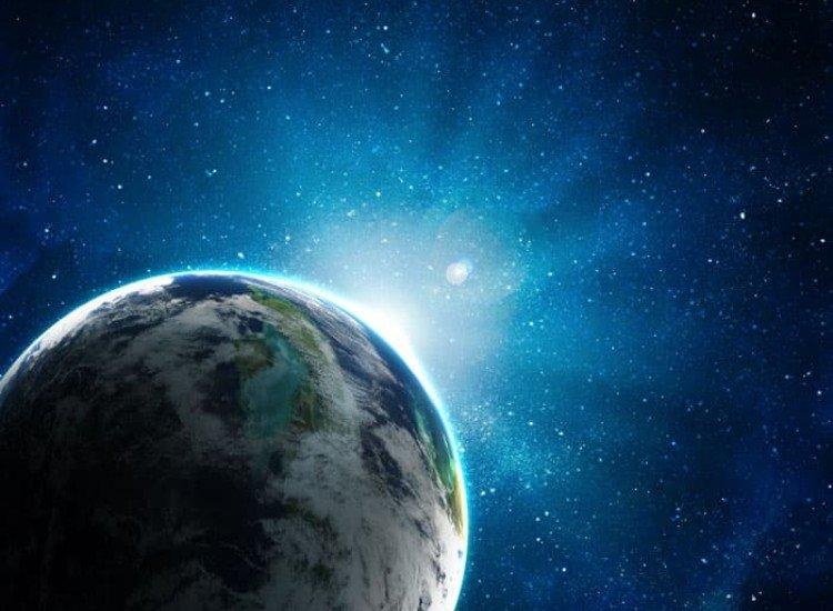 Космос-Фототапет Земята