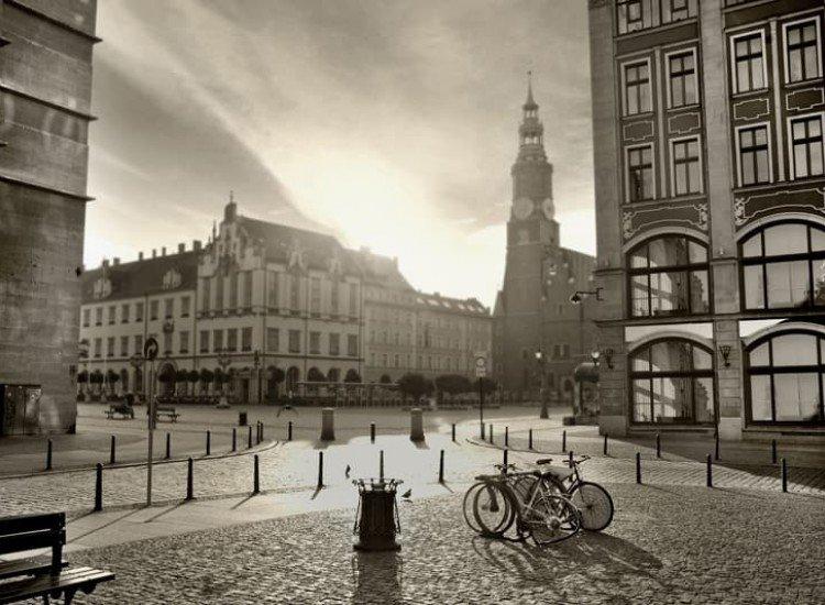 Градски пейзажи-Фототапет Из улиците