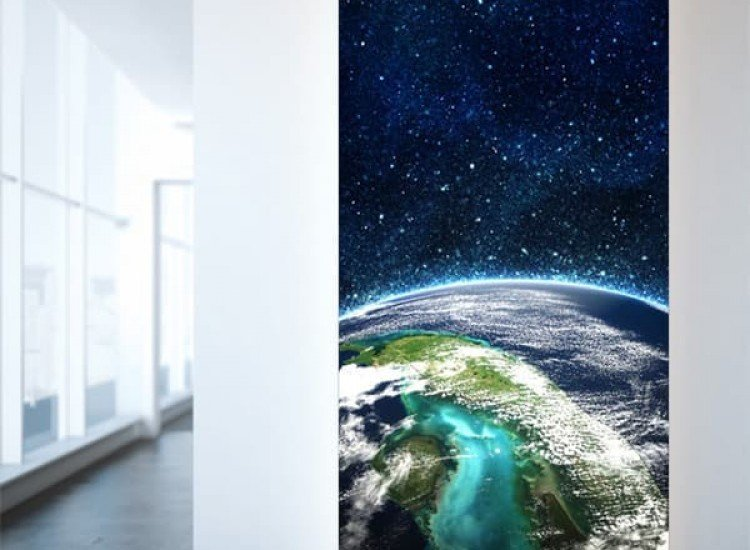 Космос-Фототапет Земята от Космоса