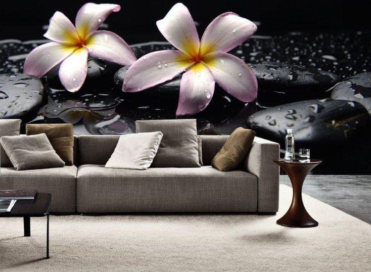Цветя-Фототапет Нежни цветя