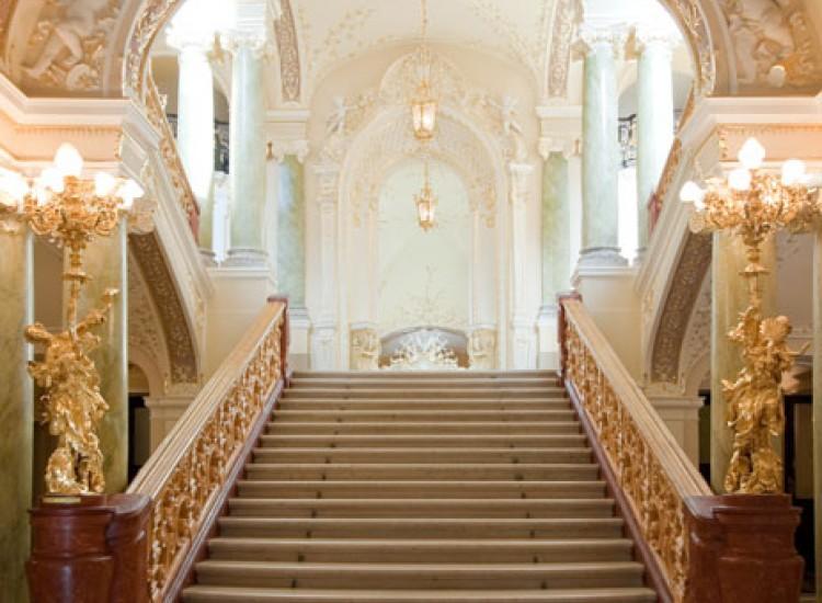 Фототапет По стълбите