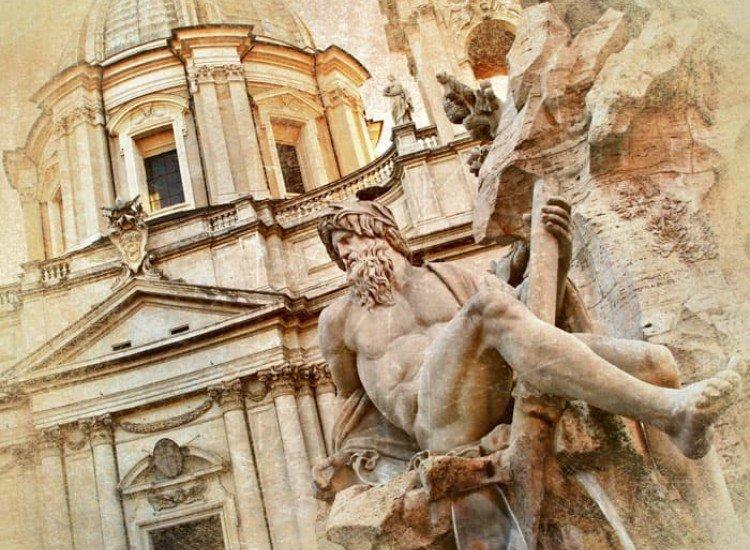 Сгради и забележителности-Фототапет Ренесансов дух