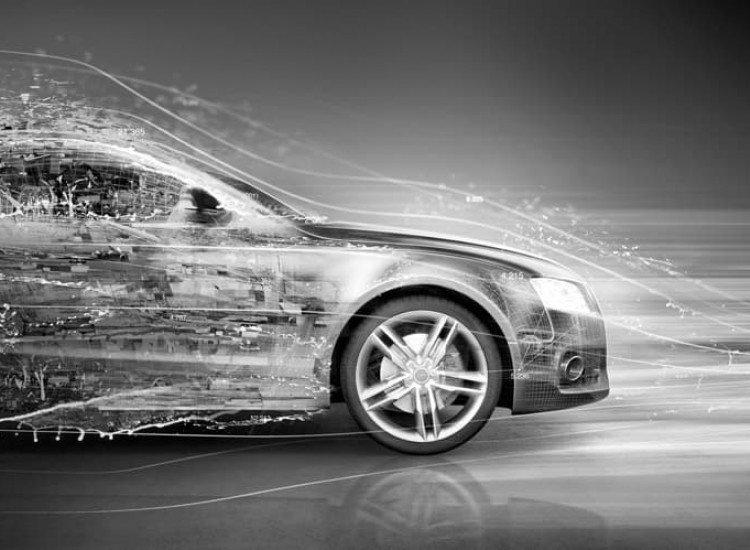 Автомобили и транспорт-Фототапет Консепт Кар