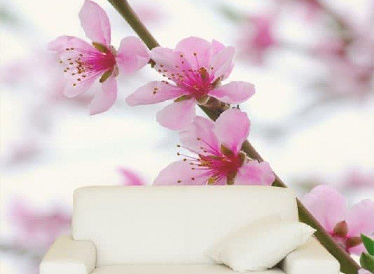 Цветя-Фототапет Цъфнало клонче