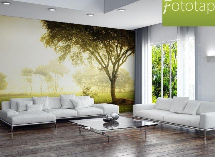 Пейзажи и природа-Фототапет Дървета