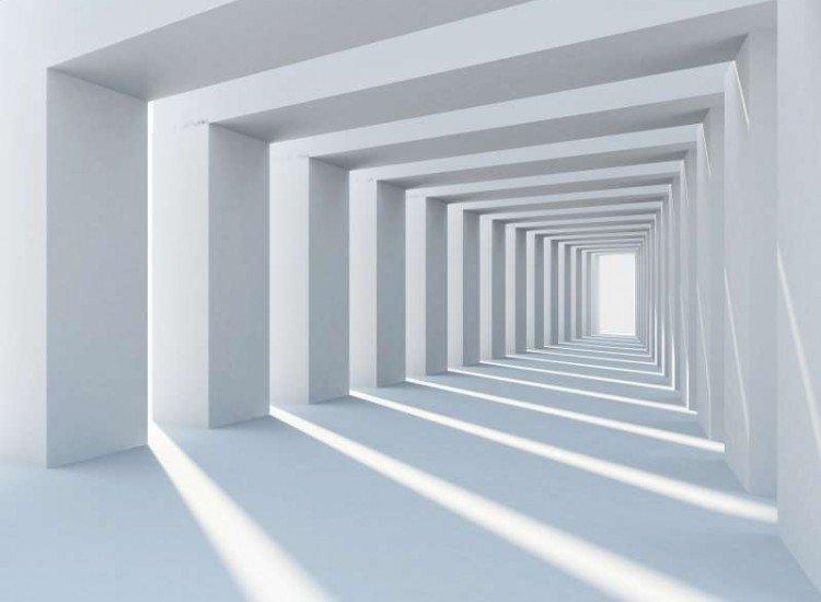 Фототапет Абстрактна архитектура