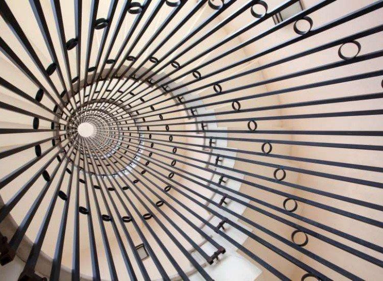 Архитектура-Фототапет Вита стълба