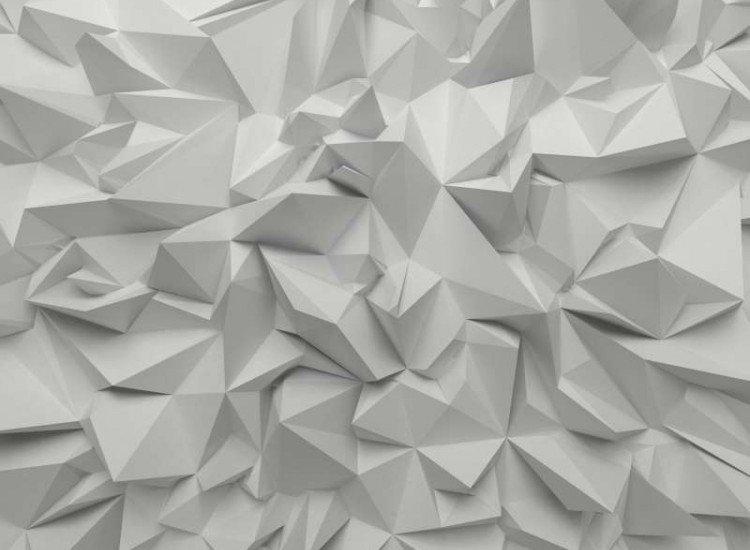 Фототапет Абстрактни кристали - Фототапети БГ