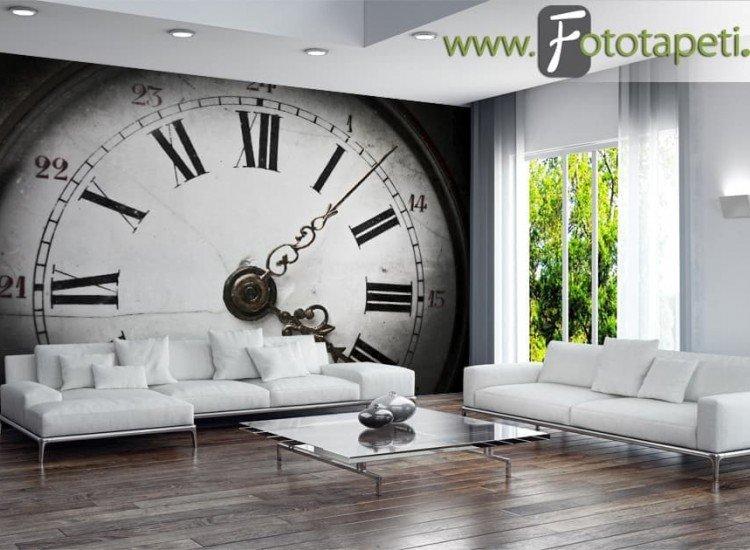 Фототапет Стар часовник