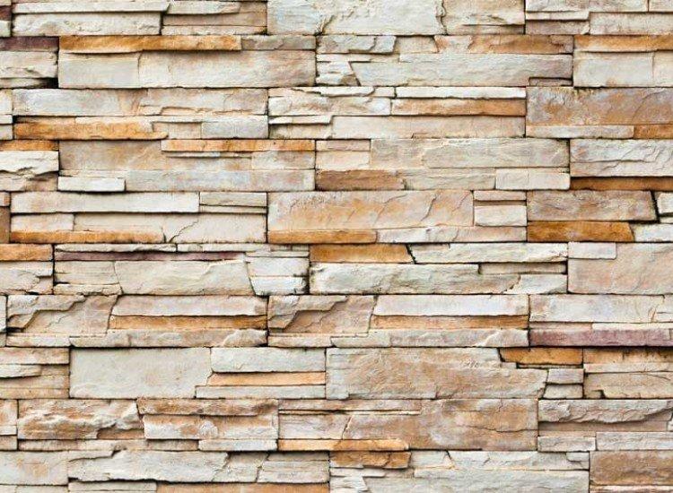 Текстури-Фототапет Облицовъчни камъни