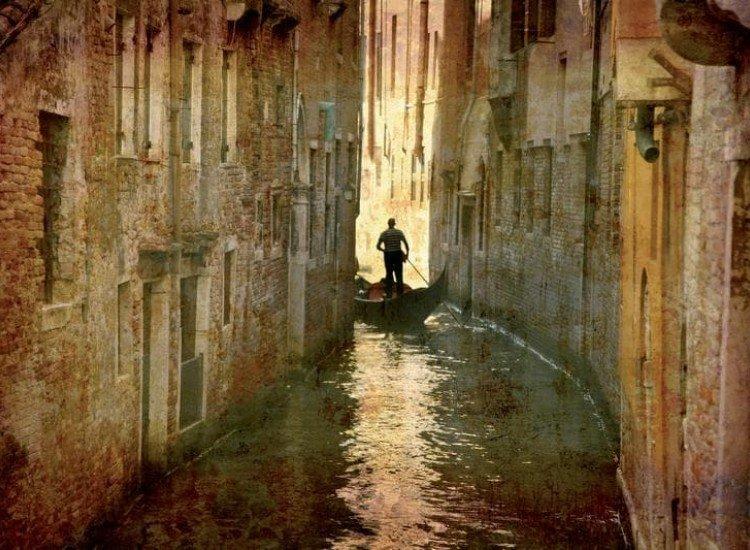 Сгради и забележителности-Фототапет Венеция, Италия