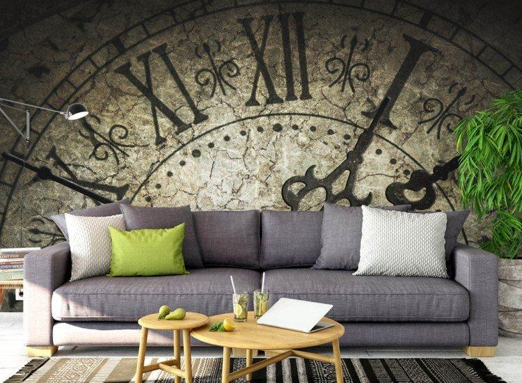 Винтидж фототапети-Фототапет Античен часовник