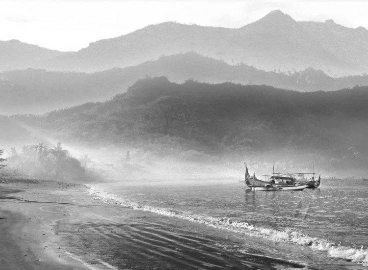 Пейзажи и природа-Фототапет Сутрешна мъгла