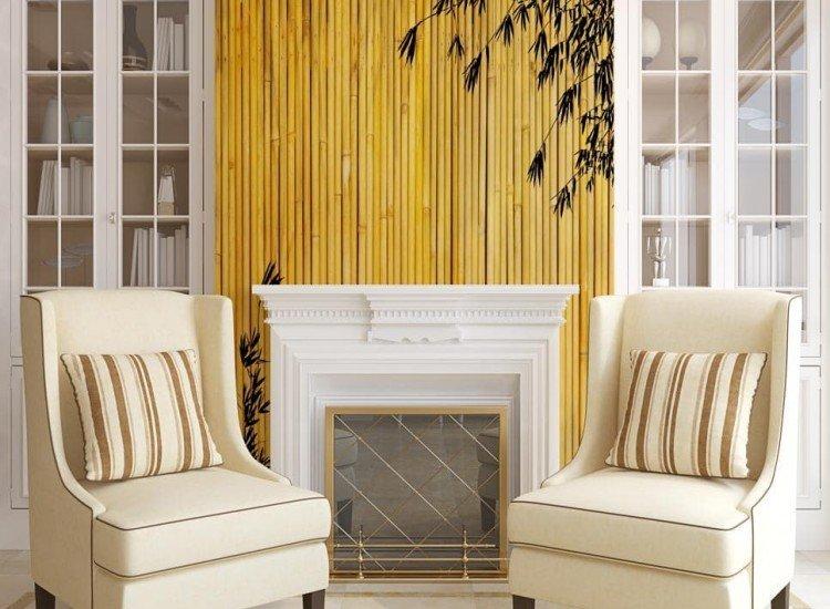 Растения-Фототапет Китайски бамбук