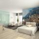 Градски пейзажи-Фототапет Изглед към Монте Карло