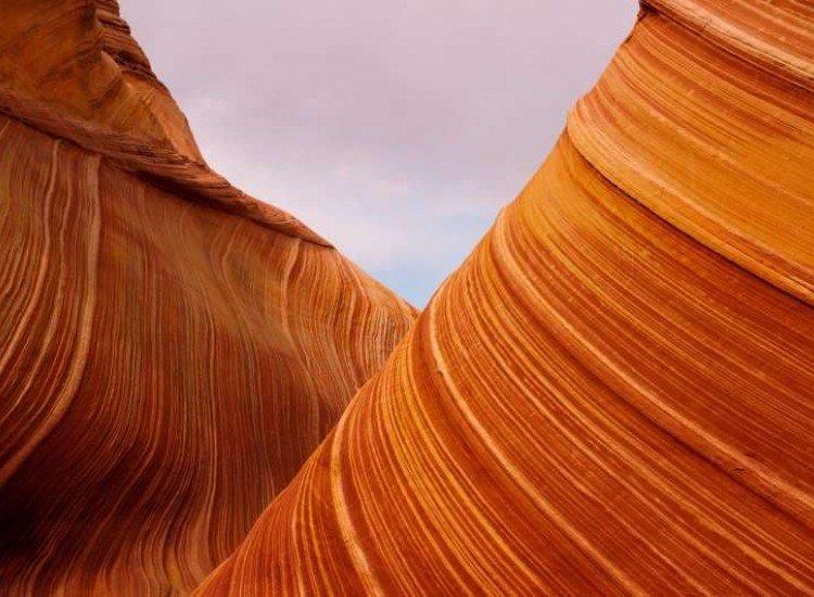 Пейзажи и природа-Фототапет Пустинен пейзаж
