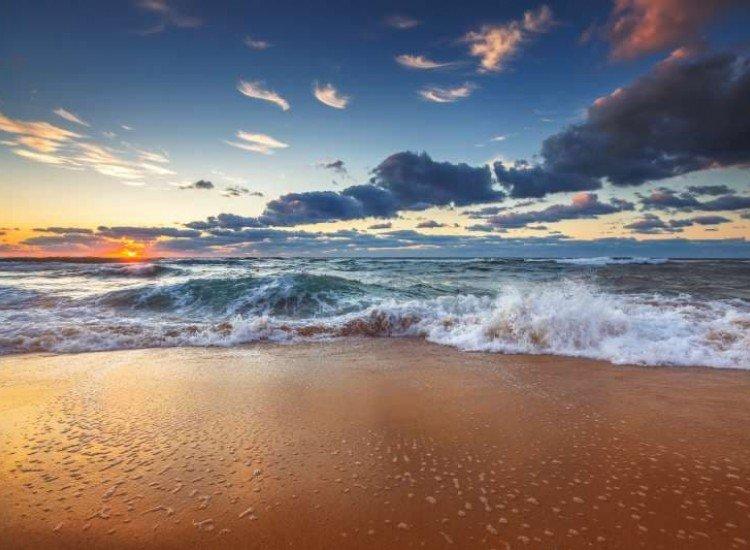 Морски и тропически-Фототапет Красива морска гледка