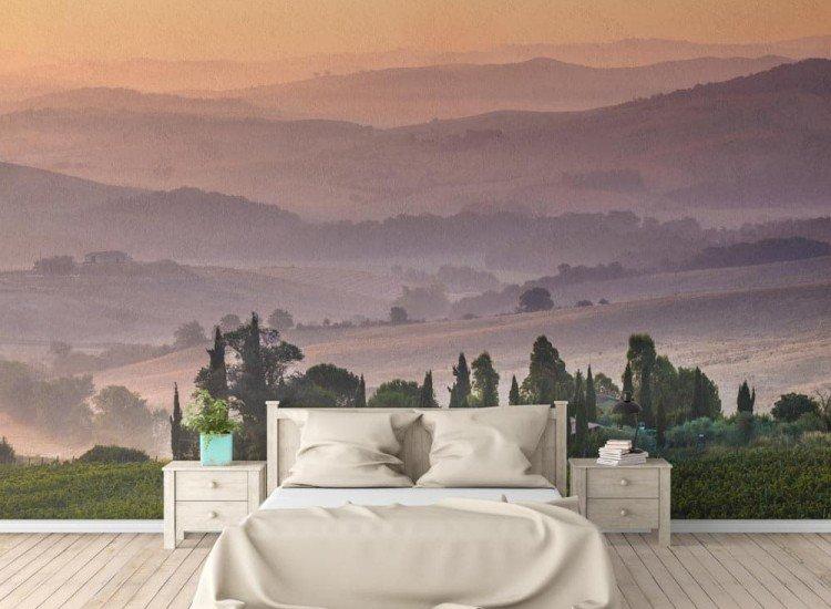 Пейзажи и природа-Фототапет Тоскана