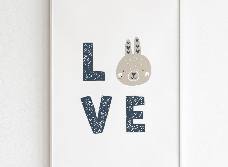 Картини-Картина Love