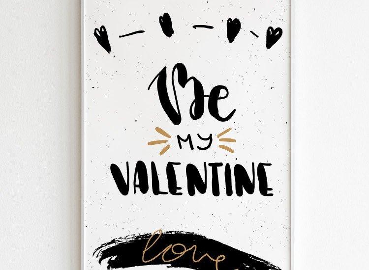 Картини-Картина Be my valentine