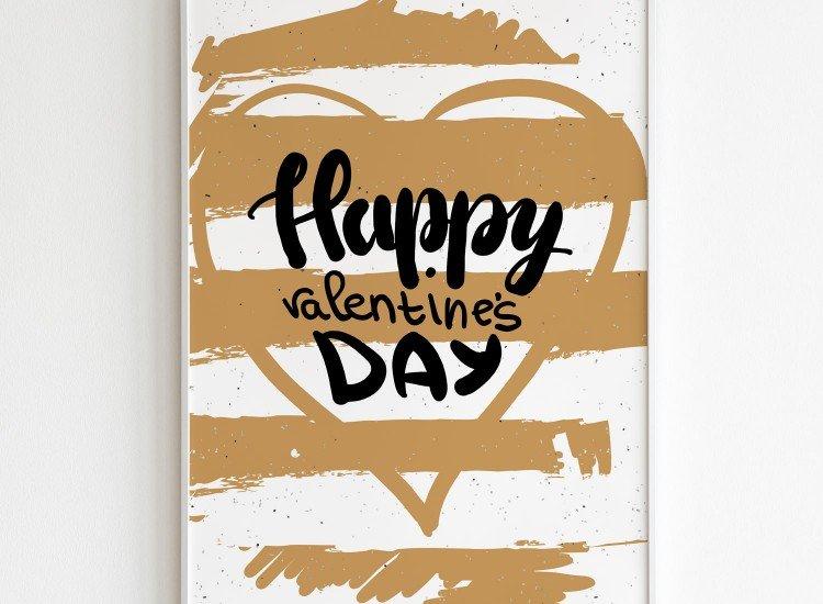Картини-Картина Happy valentines day