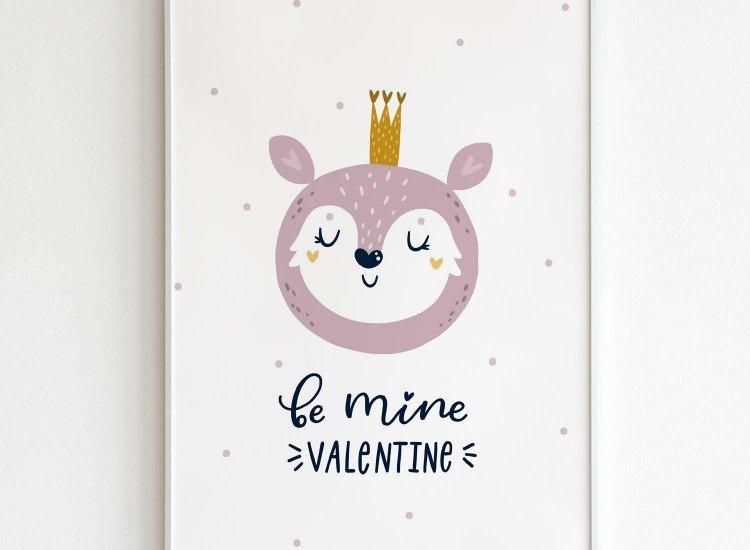 Картини-Картина Be mine valentine