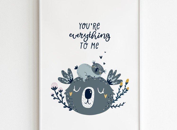 Картини-Картина Youre everything to me