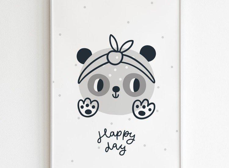 Картини-Картина Happy day