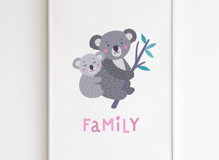 Картини-Картина Family