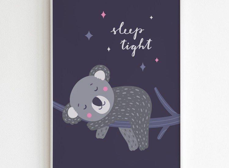 Картини-Картина Sleep tight
