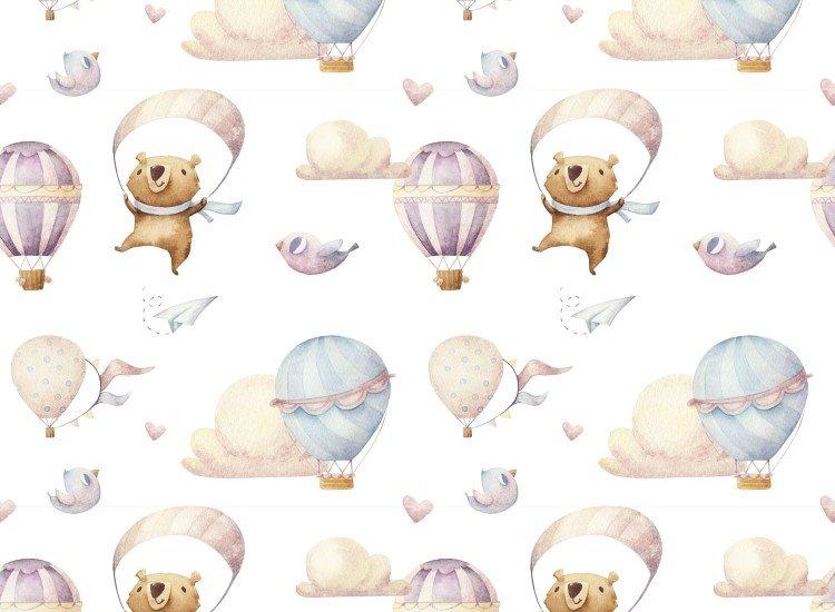 Тапети-Дизайнерски Тапет Teddy Bear